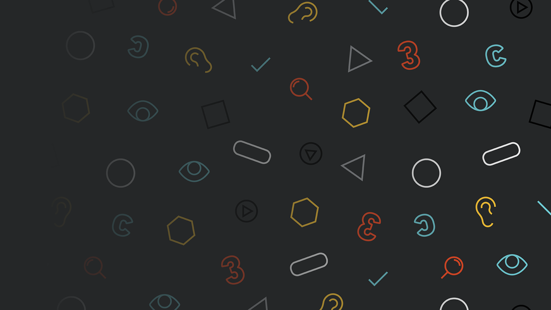 accessibility illustration pattern